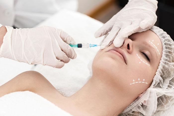 rejuvenecimiento facial con rellenos