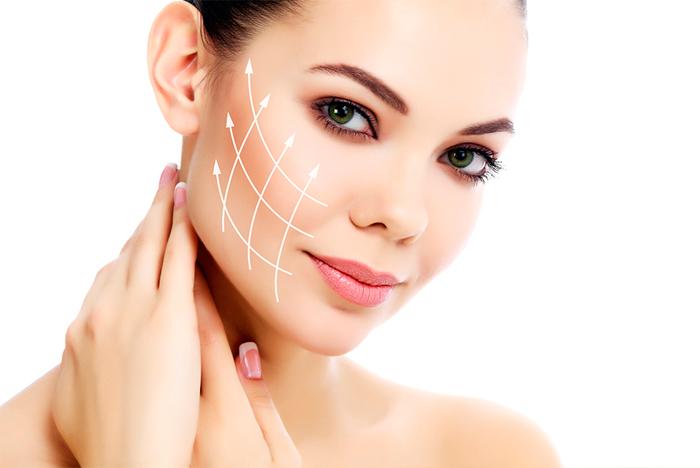 remodelación de la piel y lifting